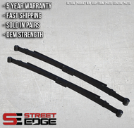 "Street Edge 95-97 Chevy S-10 Blazer/GMC Jimmy 3"" Lowering Leaf Spring Set"