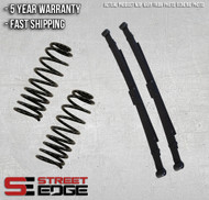 """04-13 Colorado/Canyon Ext,Crew 2WD 2"""" Front & 3"""" Rear Lowering Kit"""