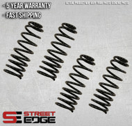 "09-15 Dodge Ram 1500 2WD Regular Cab 2"" Front & 4"" Rear Lowering Kit"
