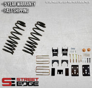 "Street Edge 09-13 Ford F-150 Extended,Crew Cab 2WD 2"" Front & 4"" Rear Lowering Kit"