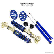 Solo Werks S1 Coilover - BMW 3 Series E36 92'-98' Coupe Sedan Convertible