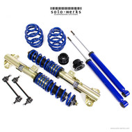 Solo Werks S1 Coilover - BMW 3 Series E36 M3 95'-98' Coupe Sedan Convertible