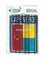 Cape Verde Sticker
