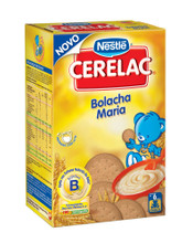 Cerelac Bolacha Maria da Nestle