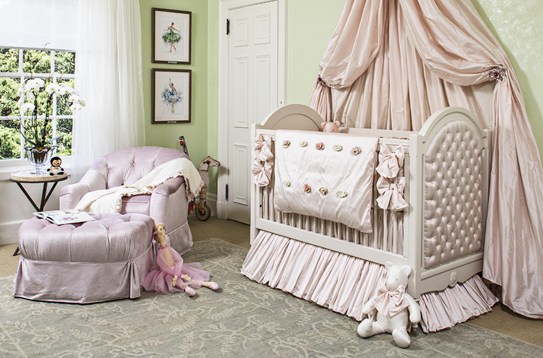 Designer Nurseries & Bedrooms - Sleeping Beauty - Nursery - Rooms ...