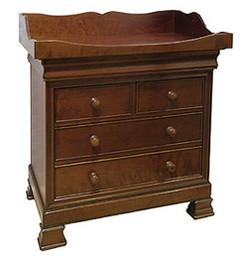 5 Drawer Dresser w/Changing Tray