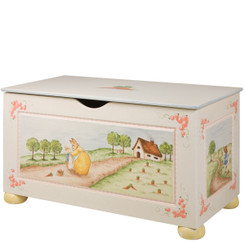 Toy Chest in Enchanted Forest
