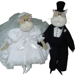 Cat: Mr. and Mrs. Cat