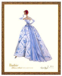 Provencale - Limited Series Barbie Fashion Print