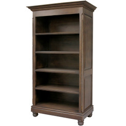 Evan Bookcase in French Walnut
