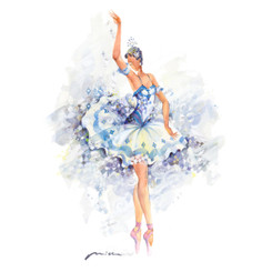 The Fairy of Purity - Sleeping Beauty Ballet
