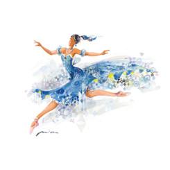 The Fairy of Vitality - Sleeping Beauty Ballet