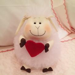 Sheep: Sweet Samantha with a Heart