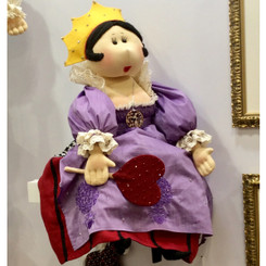 Doll: Queen of Hearts - Alice in Wonderland