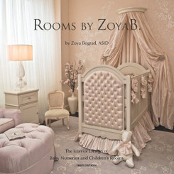 """Rooms by ZoyaB."" - 1st Edition Book"