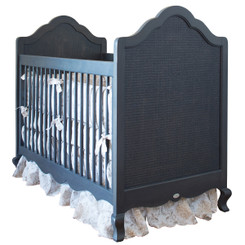 Hilary Crib w/ Caning