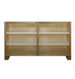 De Stijl Bookcase - Wide