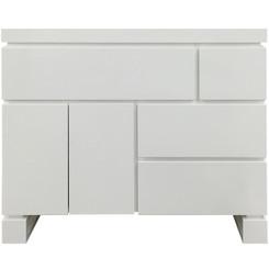De Stijl Dresser/Changer in Mod White