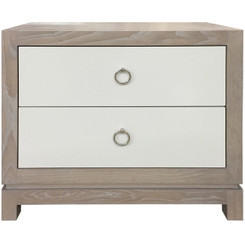 Tempo Nightstand - 2 Drawers