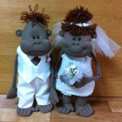 Monkey: Married Monkeys