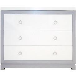 Tempo Dresser/Changer - Gray Ash