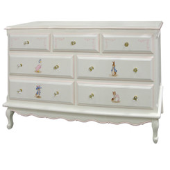 French Dresser - Classic Enchanted Forest