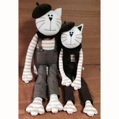 Cat: Artist Claude or Claudette