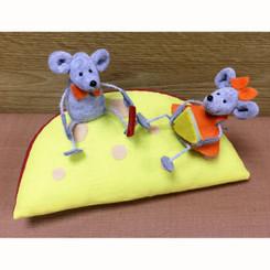 Mice: Cheese Lovers