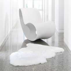Australian Urban Sheepskin Rug - Single
