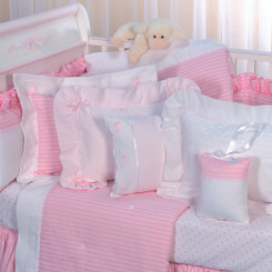 Linens in Pink