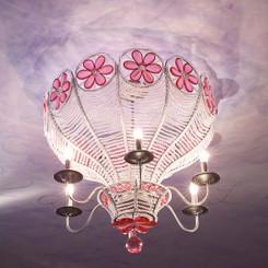 Dorothy's Balloon Chandelier