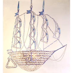 Ship Chandelier - Large