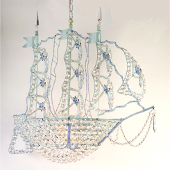 Ship Chandelier - Small
