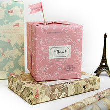 Indimap Wrapping Paper Set