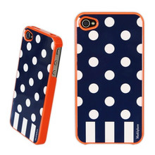Polka Dots iPhone 4 Hard Case