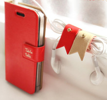 iPhone 4 Flip Case