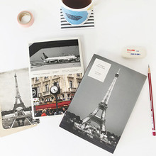 Parisgraphy Monthly Diary