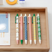 Pattern Knock Pen