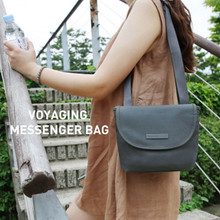 Voyaging Messenger Bag (Size s)