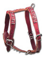 Latigo 2-Ply Leather Harness