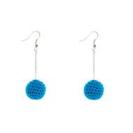 Mon Bijou - Earrings - Cote d'Azur Turquoise