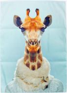 Tea Towel Giraffe