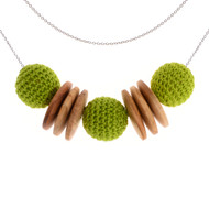 Mon Bijou - Necklace Elegance Nature - Green