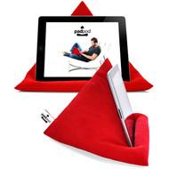 PADPOD iPad / tablet cushion red
