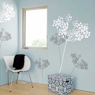 Artist wall decals