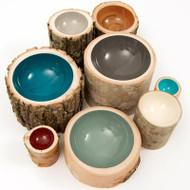 LOYAL LOOT Log Bowls (Image shows more than 1 item)