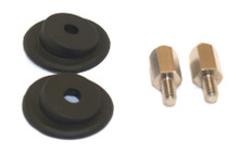 Replacement probes and curved washer for PetSafe Ultralight fence collars