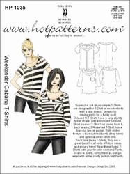 HP 1035 Weekender Cabana T-Shirts