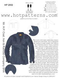 HP 2002 Mr. H.P Coal, Iron & Railroad Company Shirt