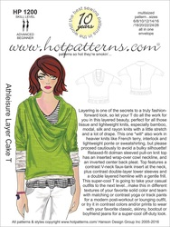 HP 1200 letter download Athleisure Layer Cake T
